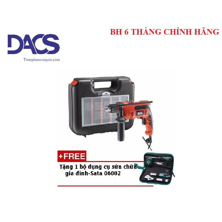 Bộ máy khoan và 37 chi tiết KR704RE BLACK & DECKER + Tặng kèm bộ dụng cụ sửa chữa gia đình 5 chi ti - 10006350 , 520482372 , 322_520482372 , 929000 , Bo-may-khoan-va-37-chi-tiet-KR704RE-BLACK-DECKER-Tang-kem-bo-dung-cu-sua-chua-gia-dinh-5-chi-ti-322_520482372 , shopee.vn , Bộ máy khoan và 37 chi tiết KR704RE BLACK & DECKER + Tặng kèm bộ dụng cụ sửa c