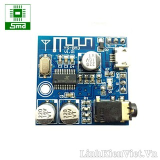Module MP3 bluetooth DIY