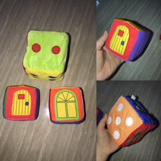Set 3 khối vuông đồ chơi cho bé (đồ si tuyển)