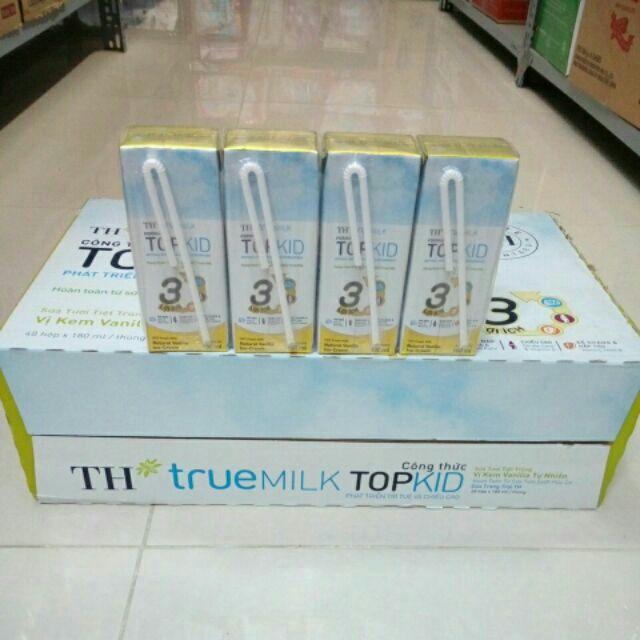 [TKB0718W4B giảm 3%]Sữa TH True Milk công thức TopKid Organic 180ml(thùng) - 3466417 , 849320267 , 322_849320267 , 550000 , TKB0718W4B-giam-3Phan-TramSua-TH-True-Milk-cong-thuc-TopKid-Organic-180mlthung-322_849320267 , shopee.vn , [TKB0718W4B giảm 3%]Sữa TH True Milk công thức TopKid Organic 180ml(thùng)