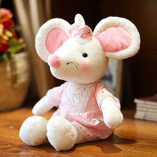 chuột bông mini dễ thương