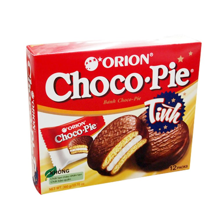 Bánh Chocopie Orion Thùng 8 hộp (12 cái / Hộp) ( Giá sỉ) lấy trên 10 thùng - 10052089 , 386026300 , 322_386026300 , 368000 , Banh-Chocopie-Orion-Thung-8-hop-12-cai--Hop-Gia-si-lay-tren-10-thung-322_386026300 , shopee.vn , Bánh Chocopie Orion Thùng 8 hộp (12 cái / Hộp) ( Giá sỉ) lấy trên 10 thùng