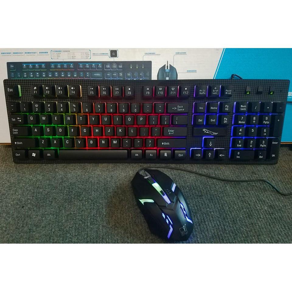 Bàn phím Gaming Leopard G21
