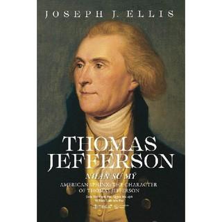 Sách - Thomas Jefferson - Nhân sư Mỹ thumbnail