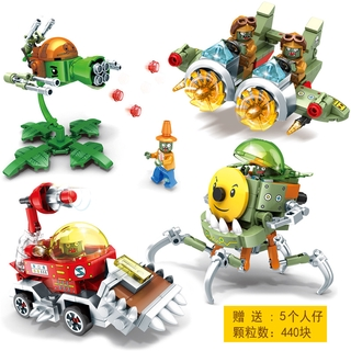 Mô Hình Lego Nhân Vật Charizard Trong Game Plants Machine A Vs Zombie 2020