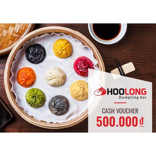 Hà Nội [Voucher] Phiếu quà tặng HooLong 500k