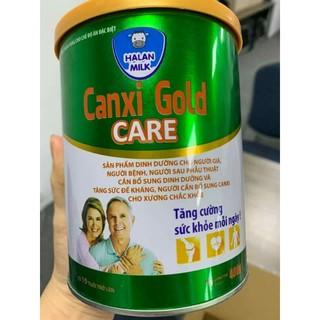 Siêu giảm giá – Sữa Canxi Gold Care 400g HSD: 04-2024