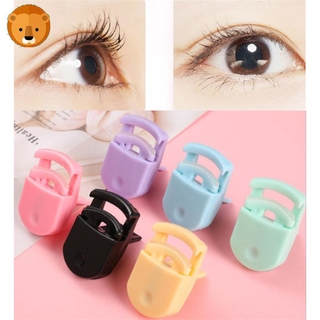 li66696 Eyelash Curler Plastic Portable Eye Lash Curler Natural Curling Eyelashes Applicator Eye Makeup Tool