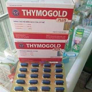 THYMOGOLD PLUSS đỏ Nâng cao hệ miễn dịch phòng các bệnh