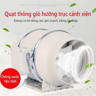 Quạt thông gió gia dụng hút gió thông gió hút ẩm làm khô phòng ngủ máy hút ẩm thông gió không khí chatluongtot FU97*