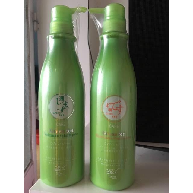 Dầu gội trà xanh dưỡng tóc (HÀNG CAO CẤP)