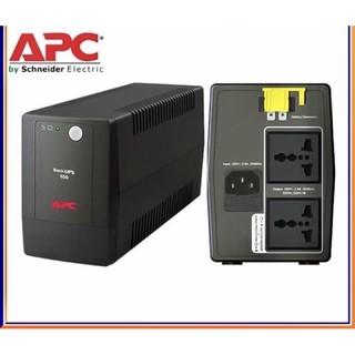 Bộ lưu điện UPS APC BX650LI-MS 650VA 325W – Có Ắc Quy – Chính hãng DGW – Bảo hành 3 Năm