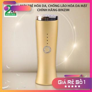 Máy trẻ hóa da, chống lão hóa hồng ngoại chính hãng Binzim, Sạc pin cổng USB
