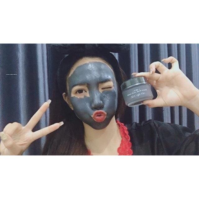 Hot Mask! Mặt nạ ngọc trai laikou