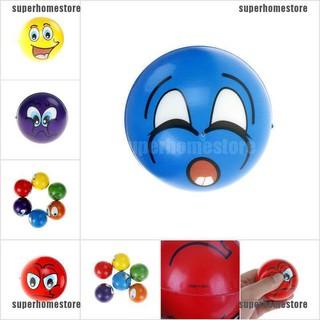 [COD]6.3cm Soft foam Faces Squeeze Stress Ball Soft anti-stress Kid toys