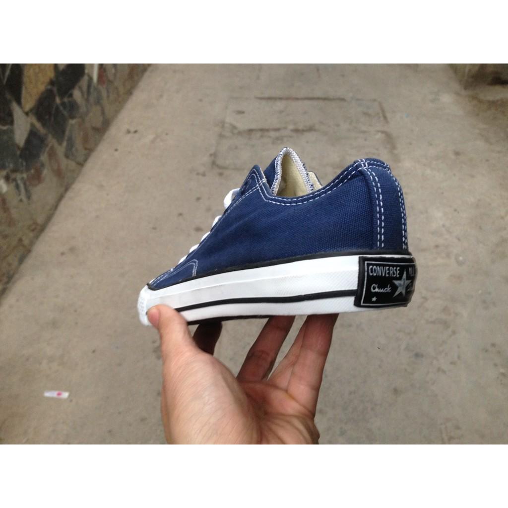 Giày Converse 1970s thấp cổ màu xanh Navy - 3457621 , 1078868581 , 322_1078868581 , 160000 , Giay-Converse-1970s-thap-co-mau-xanh-Navy-322_1078868581 , shopee.vn , Giày Converse 1970s thấp cổ màu xanh Navy
