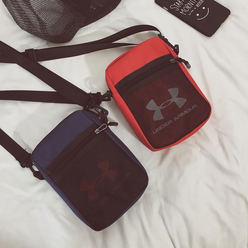 Happybay i Under Armour Small Outdoor Running Sport Bag Crossbody Messenger Shoulder Bags