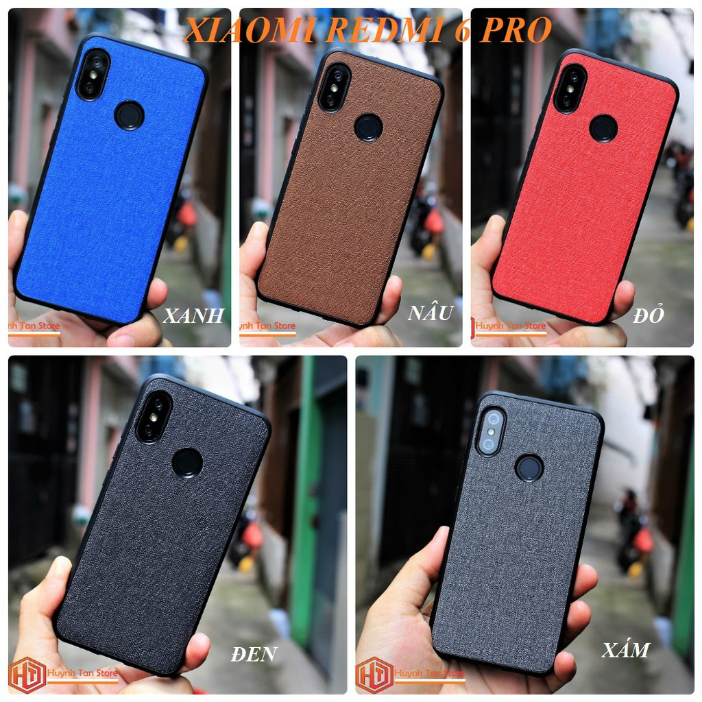 Ốp lưng Xiaomi Redmi 6 Pro vân Vải JEAN mới 2018 ( Full Màu) - 2938311 , 1338148744 , 322_1338148744 , 75000 , Op-lung-Xiaomi-Redmi-6-Pro-van-Vai-JEAN-moi-2018-Full-Mau-322_1338148744 , shopee.vn , Ốp lưng Xiaomi Redmi 6 Pro vân Vải JEAN mới 2018 ( Full Màu)