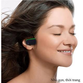 Tai Nghe Bluetooth thể thao AVANTREE Sacool đạt chuẩn IPX4 super BASS - A0920 (Đen)