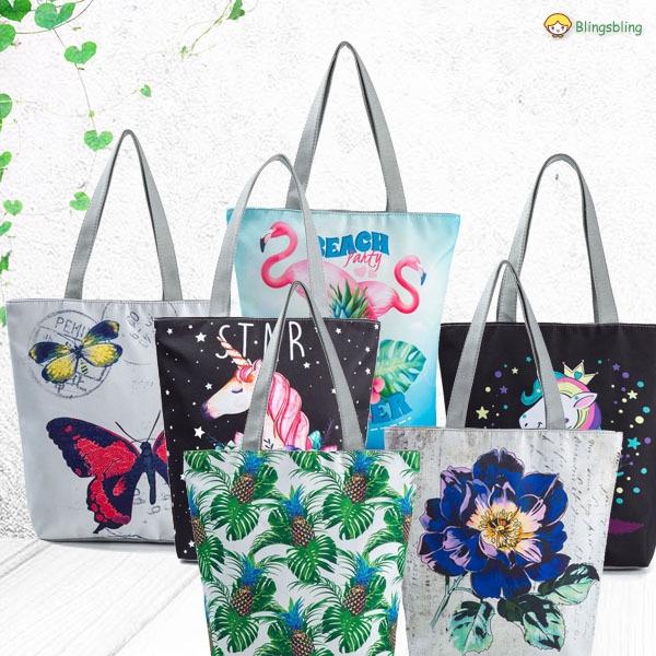 Túi xách canvas ngăn rộng in hình động vật dễ thương cho nữ - 14354480 , 1702426181 , 322_1702426181 , 82000 , Tui-xach-canvas-ngan-rong-in-hinh-dong-vat-de-thuong-cho-nu-322_1702426181 , shopee.vn , Túi xách canvas ngăn rộng in hình động vật dễ thương cho nữ