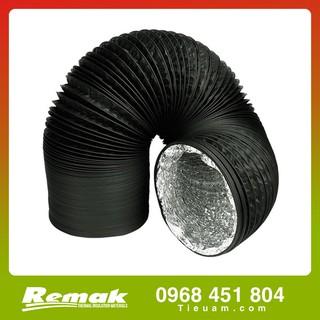 Ống hút mùi hai lớp 125mm Ống dẫn khí phủ PVC