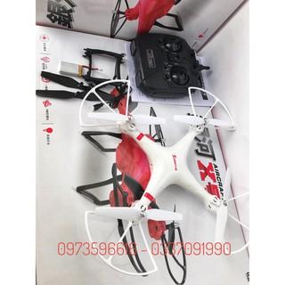 MÁY BAY ĐIỀU KHIỂN TỪ XA DRONE X10 Cao Cấp ( tặng kèm pin )