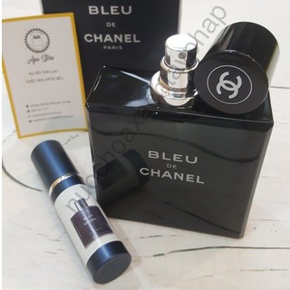Nước Hoa Nam Chanel Bleu EDP 10ml - [có ảnh thật]