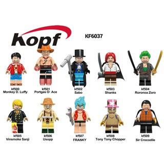 KOPF 6037 – Nhân vật trong anime One Piece