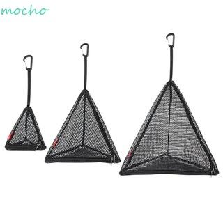 Túi lưới đựng đồ dạng tam giác có móc treo tiện dụng
