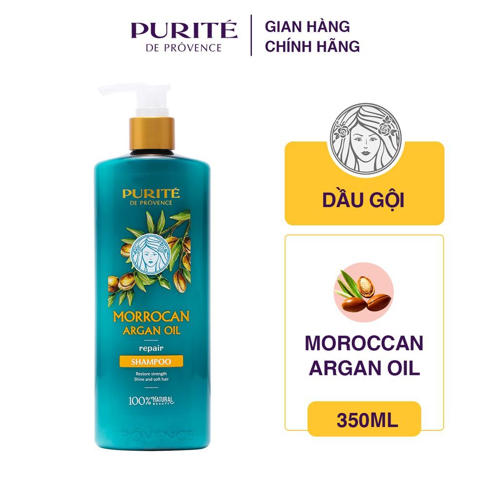 Dầu gội Morrocan Argan Oil Purite 350ml