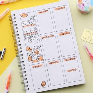 Hình ảnh Winzige Brush Pen Bút lông thiết kế 2 đầu viết hoặc vẽ-4
