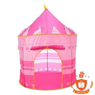 [SHIP THẦN TỐC] Lều công chúa hoàng tử siêu đáng yêu cho bé