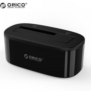 Đế Dock ổ cứng 1 khay 3.5''/ 2.5'' USB 3.0 ORICO 6218US3-BK