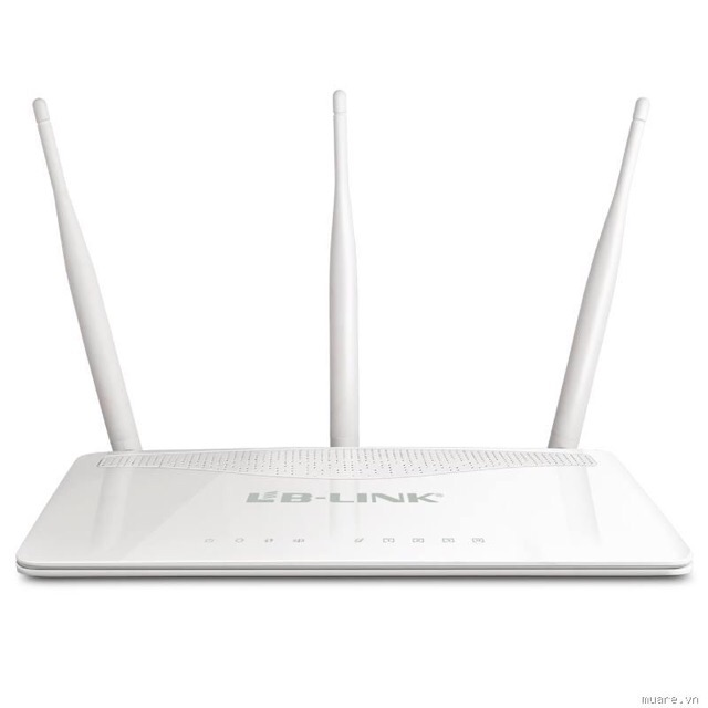 Bộ phát kiêm kích sóng,câu sóng, mở rộng phát wifi LB-LINK WR3000A- 300Mb/s chuẩn N 3 dâu