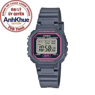 Đồng hồ nữ dây nhựa Casio Standard chính hãng Anh Khuê LA-20WH-8ADF thumbnail