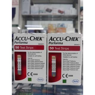 Que test đường huyết Accu-Check lọ 25 que - Made i thumbnail