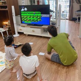 Máy Chơi Game Cổ Điển 4 nút NES 600 trò AV - Bán Cực Chạy - Giá Cực Rẻ thumbnail