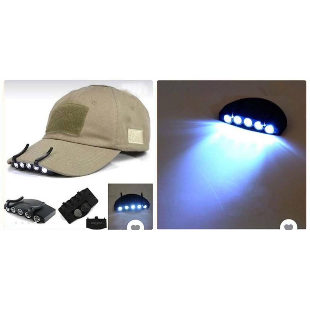 5 đèn Led kẹp nón mũ trai tiện ích khi chạy bộ câu cá Camping CV46 - 3391084 , 534775452 , 322_534775452 , 39000 , 5-den-Led-kep-non-mu-trai-tien-ich-khi-chay-bo-cau-ca-Camping-CV46-322_534775452 , shopee.vn , 5 đèn Led kẹp nón mũ trai tiện ích khi chạy bộ câu cá Camping CV46