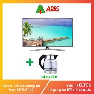 Smart Tivi Samsung 65 inch 65RU7400, 4K, UHD HDR (Mới 2019)