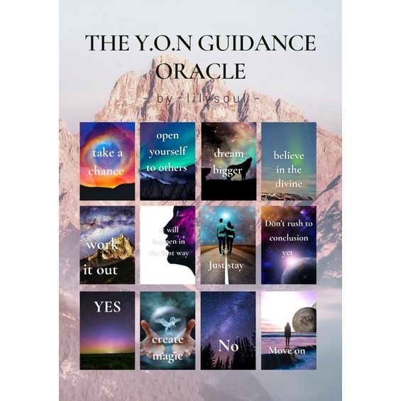Bộ bài Oracle YES OR NO Guidance☪️🪄