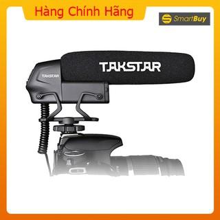 Micro thu âm máy ảnh máy quay TAKSTAR SGC-600 - Hàng chính hãng thumbnail