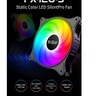 Quạt tản nhiệt FX-120-3 120mm nhiều màu sắc thumbnail