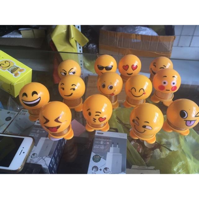 [ Siêu sale]Sỉ thú nhún emoji vui nhộn đủ mẫu