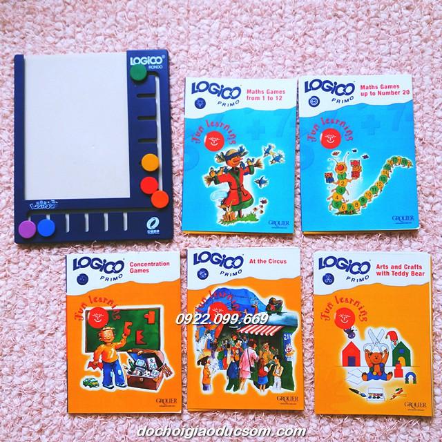 LOGICO PRIMO – bộ đồ chơi phát triển trí tuệ toàn diện cho bé - 2667373 , 674369130 , 322_674369130 , 1400000 , LOGICO-PRIMO-bo-do-choi-phat-trien-tri-tue-toan-dien-cho-be-322_674369130 , shopee.vn , LOGICO PRIMO – bộ đồ chơi phát triển trí tuệ toàn diện cho bé