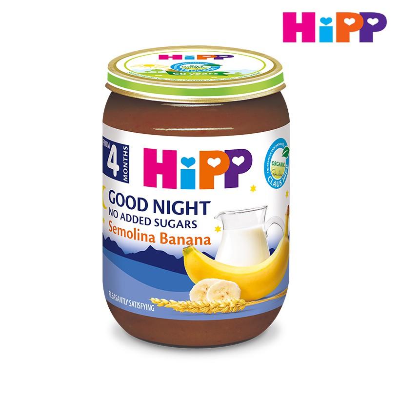 Lọ dinh dưỡng vị Cháo sữa semolina chuối190g HiPP 5512 - 3613121 , 1182972910 , 322_1182972910 , 55000 , Lo-dinh-duong-vi-Chao-sua-semolina-chuoi190g-HiPP-5512-322_1182972910 , shopee.vn , Lọ dinh dưỡng vị Cháo sữa semolina chuối190g HiPP 5512