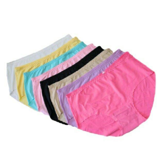 Quần lót su không đường may Combo 10 quần | WebRaoVat