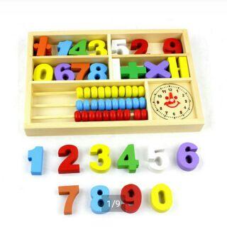 Hộp học toán thông minh