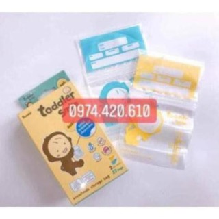 [ Chính Hãng] Túi trữ sữa Toddler Mini Thái Lan hộp 22 chiếc.