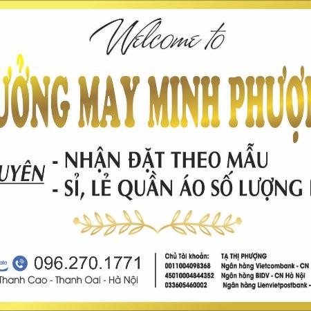 Xưởng May Minh Phượng 88