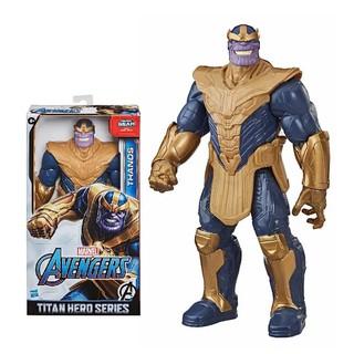 [Mã TOY1212 giảm 15% đơn 99K] Đồ chơi Hasbro siêu anh hùng Titan người khổng lồ Thanos E7381 thumbnail